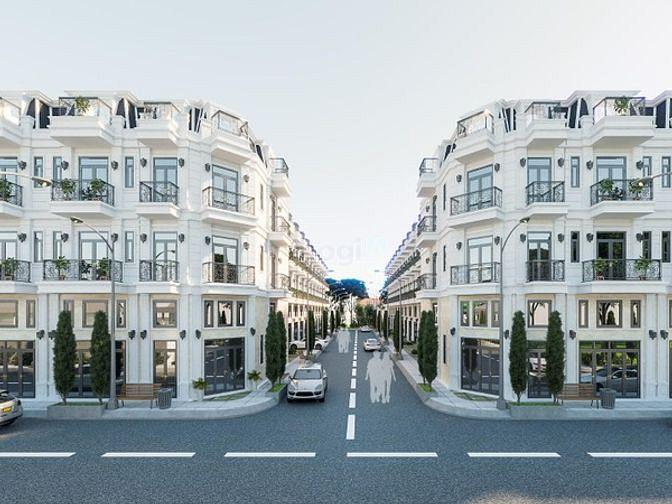Hình ảnh Bảo Minh Garden - Dự án nhà phố nổi bậc cuối Thống Nhất Gò Vấp