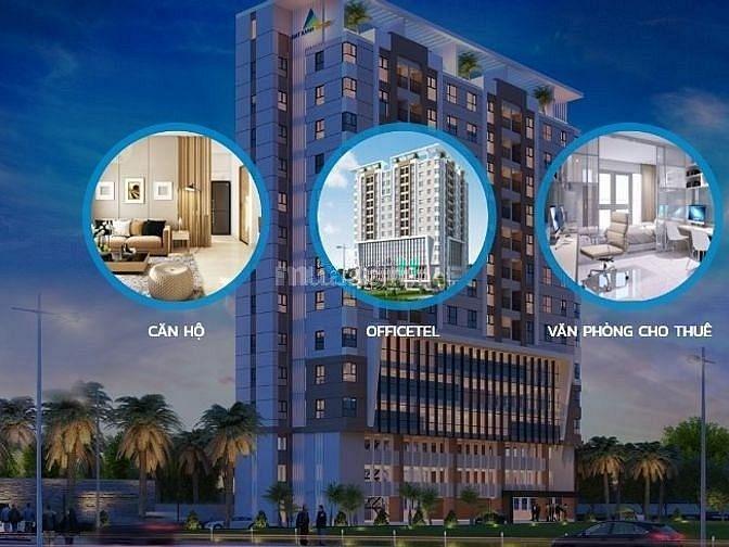 Hình ảnh Văn phòng cho thuê tại Luxcity Huỳnh Tấn Phát giá từ 5tr8/tháng .