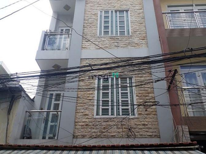 Hình ảnh Cho thuê nhà 108/1 Thích Quảng Đức, Phú Nhuận, Dt : 4 x 15m, 1 trệt 1L
