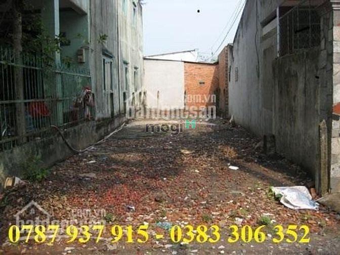 Hình ảnh Tôi cần bán lô đất MTTL8, Củ Chi, 110m2, thổ cư 100%, SHR giá 890tr