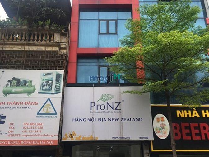Hình ảnh Cho thuê nhà mặt phố Bạch Mai: 53m2 x 4 tầng, mặt tiền 3.5m, rb.