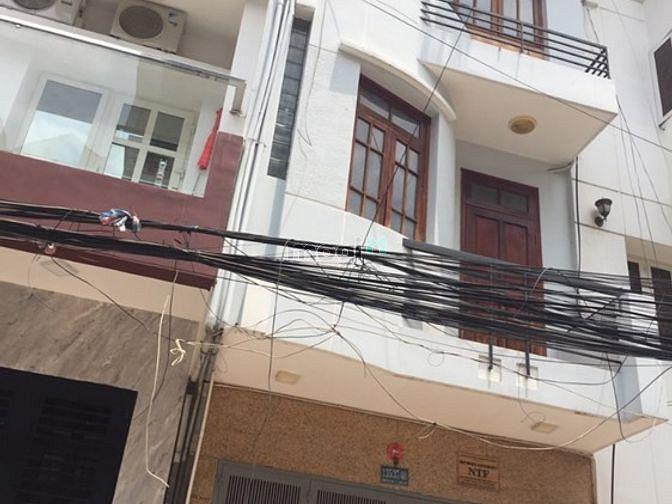 Hình ảnh Cho thuê nhà 3 tấm SIÊU RẺ giá chỉ 12tr HXH đường Nguyễn Thị Tần, Q. 8