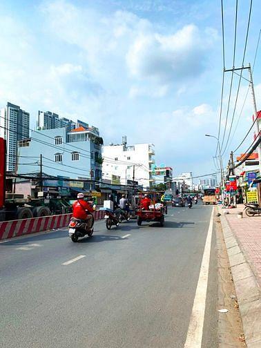 Chính Chủ Cần Bán Mặt Tiền KD Đường Huỳnh Tấn Phát, P.Tân Phú, Quận 7