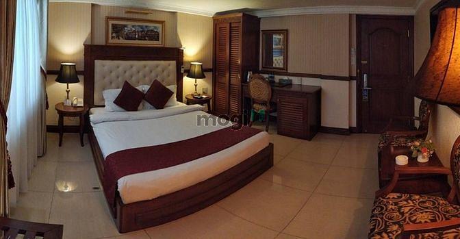 NEW!Bán gấp khách sạn căn góc công viên đường nội khu Hưng Phước,PMH.
