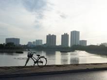 2. Hồ Định Công. Phường Định Công. Buổi sáng